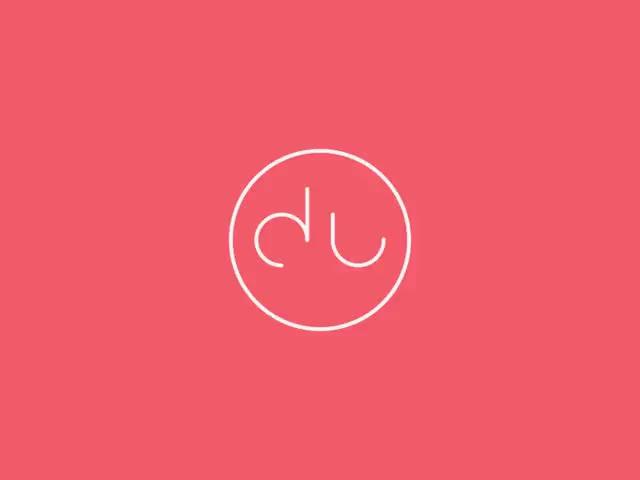 Watch and share Personal Logo - Stroke By David Urbinati GIFs on Gfycat
