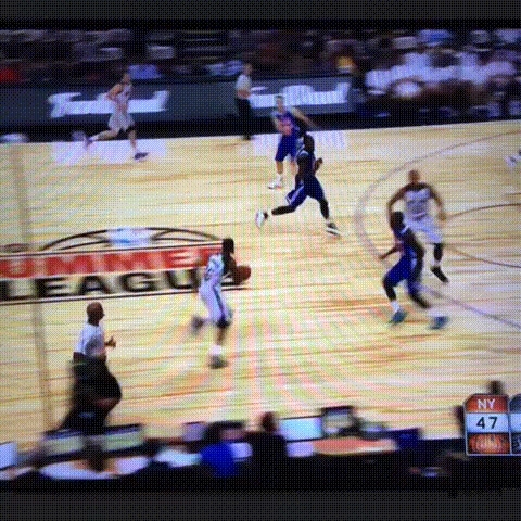 nbaspurs, Jonathan Simmons Dunk Vs Knicks (7.11.15) (reddit) GIFs