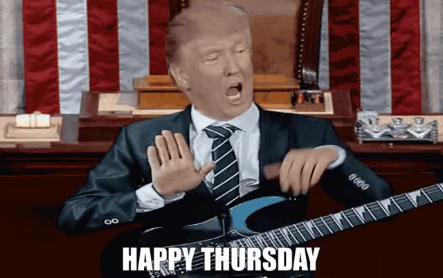 Watch this thursday GIF by GIF Queen (@ioanna) on Gfycat. Discover more almost, back, best, day, donald, drink, friday, it's, of, party, tbt, the, thirsty, throw, throwback, thursday, trump, week, weekend, yay GIFs on Gfycat