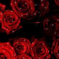 Watch and share Red Roses Sparkle GIFs on Gfycat