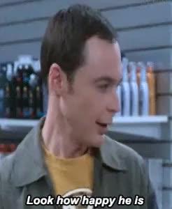 Watch and share Sheldon Cooper GIFs and Bob Newhart GIFs on Gfycat