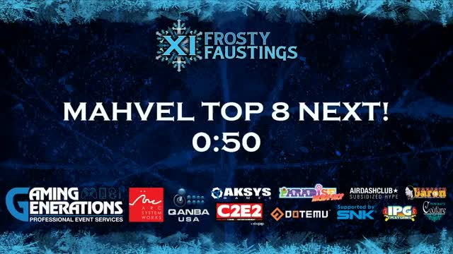 Watch Ultimate Marvel Vs Capcom 3 Top 8 - Frosty Faustings XI FFXI 2019 GIF on Gfycat. Discover more Gaming, Will English IV GIFs on Gfycat