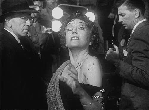 Watch and share Sunset Boulevard GIFs and Gloria Swanson GIFs on Gfycat