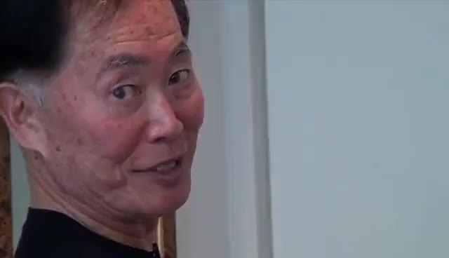 Watch George Takei's Happy Dance GIF on Gfycat. Discover more Allegiance, Dance, George, Happy, Takei, george takei, thetonestarr GIFs on Gfycat