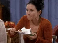 Watch this courteney cox GIF by Reaction GIFs (@sypher0115) on Gfycat. Discover more courteney cox, delicious, friends, monica geller, yum, yummy GIFs on Gfycat