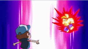 Watch and share Fight Fighters GIFs and Gravity Falls GIFs by digimikey on Gfycat