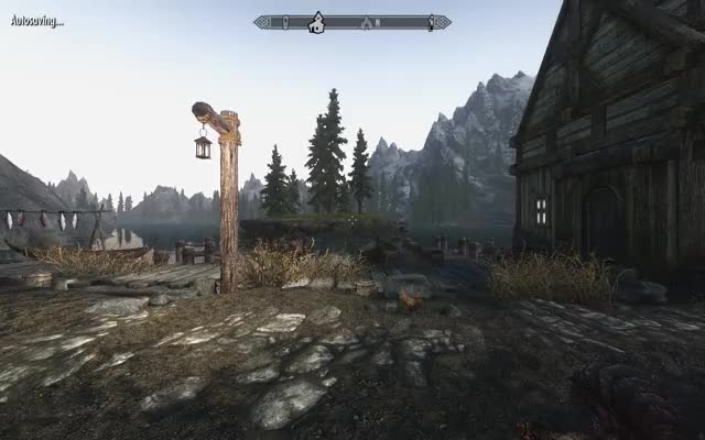 Watch and share Gamephysics GIFs and Skyrim GIFs by lazovets on Gfycat
