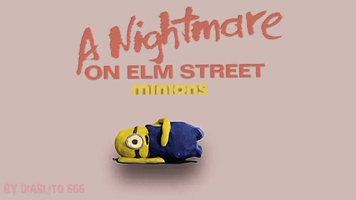 Watch and share Freddy Krueger GIFs and The Minions GIFs on Gfycat
