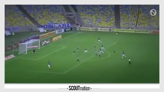 Watch and share RICARDO GOULART | Goals, Skills, Assists | Cruzeiro | 2014 (HD) GIFs on Gfycat