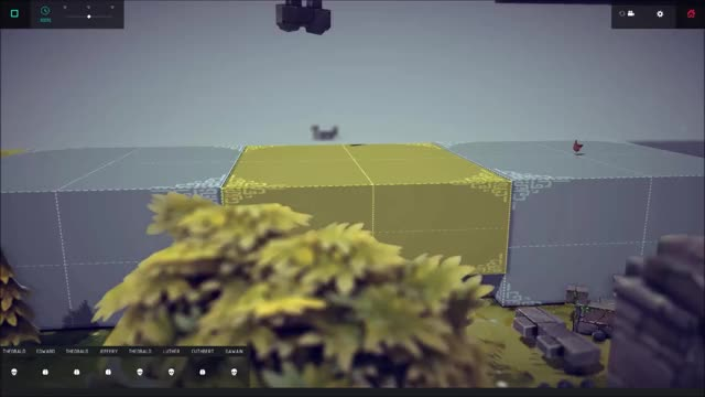 Watch [Besiege] Perfect Rock Physics (reddit) GIF on Gfycat. Discover more gamephysics GIFs on Gfycat