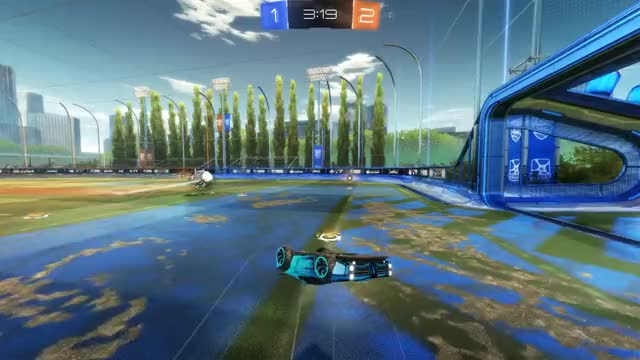 Watch and share Rocket League GIFs by f0und on Gfycat