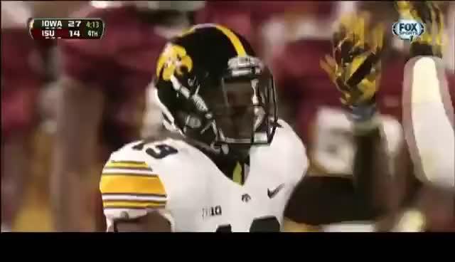 Watch and share Iowa Football GIFs and Iowa Hawkeyes GIFs on Gfycat