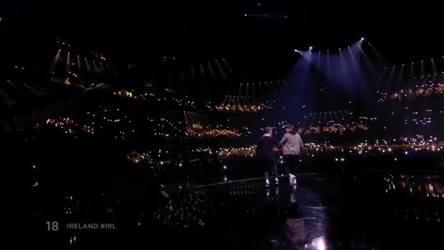 Watch and share Ireland Eurovision GIFs on Gfycat
