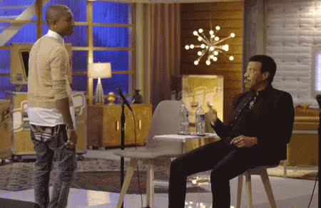 handshake, lionel richie, pharrell, pharrell williams, handshake GIFs