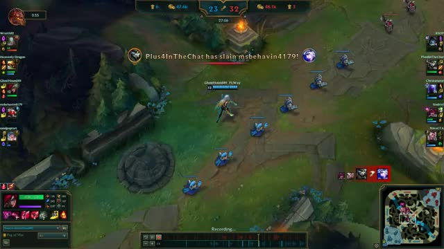 Watch Katarina Pentakill GIF by @kindredwolv on Gfycat. Discover more leagueoflegends GIFs on Gfycat