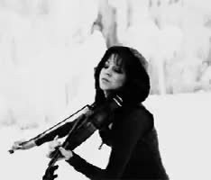 Watch and share Linddsey Stirling Playing Violin Animated GIFs on Gfycat
