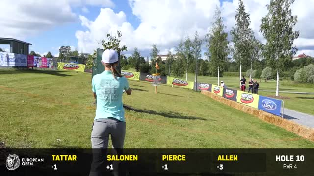 Watch and share Tournament Coverage GIFs and European Open GIFs by Benn Wineka UWDG on Gfycat