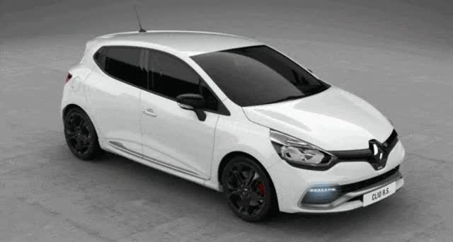 Watch and share Buyers Guide Info – Building My 2014 Renaultsport Clio 200 EDC Lux GIFs on Gfycat