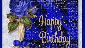 Watch and share Happy Birthday Glitter GIFs on Gfycat
