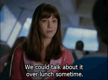 mary elizabeth winstead, lunch GIFs