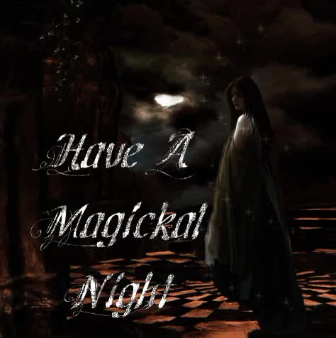 Watch and share Have Magical Night GIFs on Gfycat