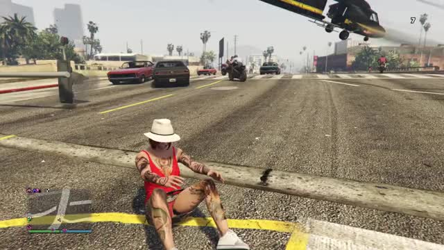 Watch and share LO0nyLovegood GrandTheftAutoV 20190726 19-17-22 GIFs by baldmanfondu on Gfycat