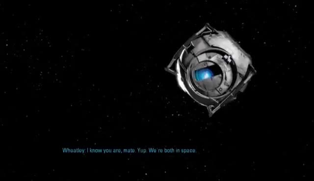 Watch and share Portal 2 GIFs and Wheatley GIFs on Gfycat