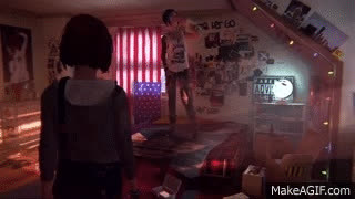Chloe Price Dancing GIFs