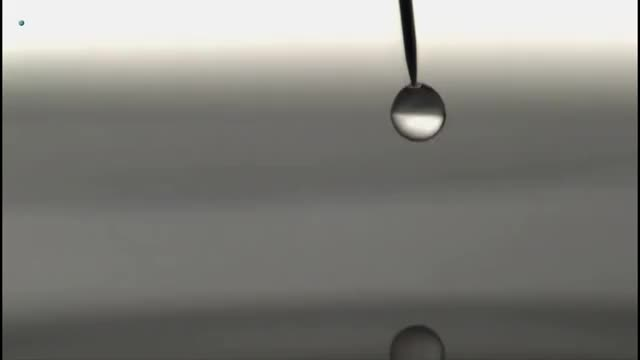 Watch and share Water Droplet At 10,000fps GIFs by sid on Gfycat