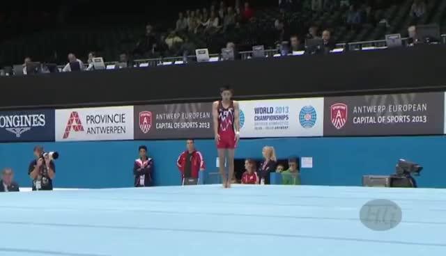Watch and share Gimnastic GIFs on Gfycat