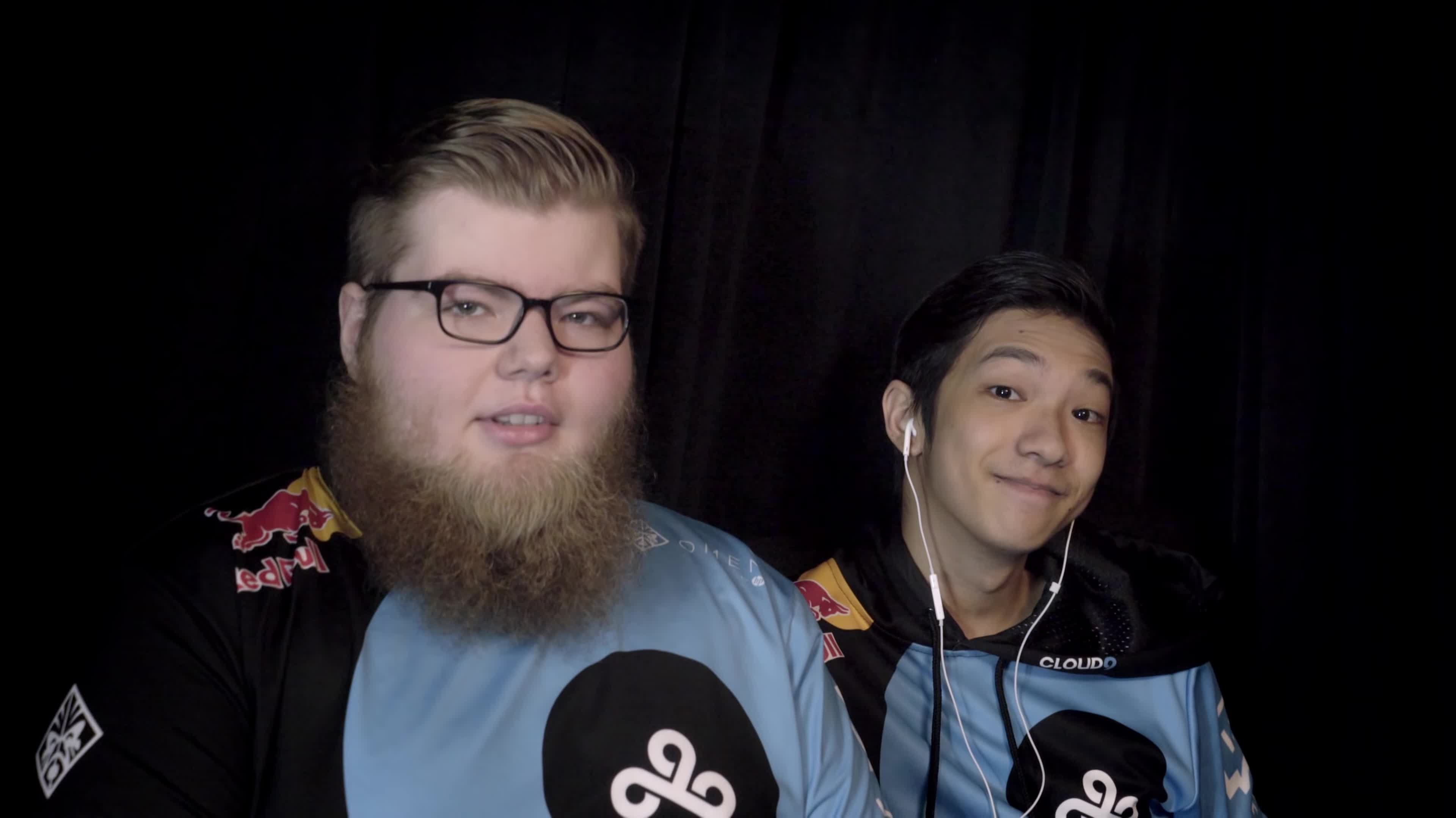 Andy Ta, Dennis Johnsen, Eric Ritchie, Licorice, Reapered, Smoothie, Sneaky, Svenskeren, Zachary Scuderi, On Cloud9 | Pt.2: Rise GIFs