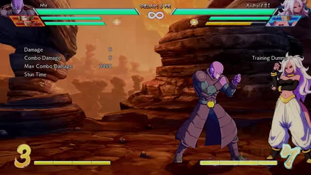 Watch and share Dbfz GIFs by thisismygfycatname on Gfycat