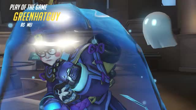 Watch and share Mei Mystery Heroes POTG GIFs on Gfycat