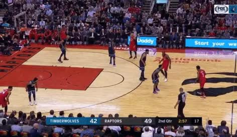 Watch hedge 2 GIF by victorraso on Gfycat. Discover more Minnesota Timberwolves, Toronto Raptors, basketball GIFs on Gfycat