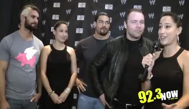 Watch and share Dean Ambrose GIFs and The Shield GIFs on Gfycat