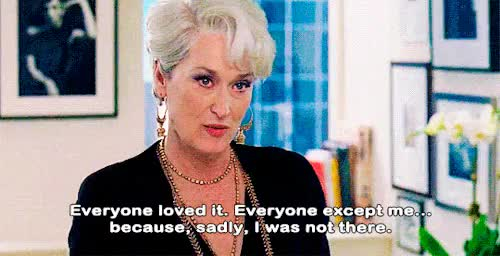 Watch The Devil Wears Prada (2006) GIF on Gfycat. Discover more 00s, 2000s, 2006, film, gif, meryl streep, miranda priestley, movie, subtitles, the devil wears prada GIFs on Gfycat