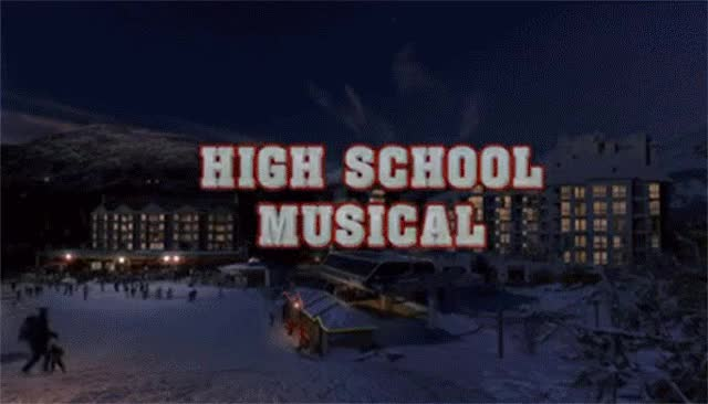 Watch GeneralWildcat's HSM Gifset GIF on Gfycat. Discover more related GIFs on Gfycat