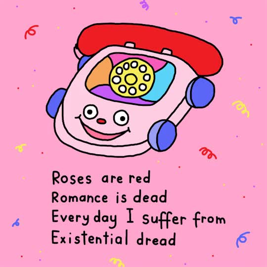 Watch and share Existential Dread GIFs and Artist On Tumblr GIFs by Reactions on Gfycat