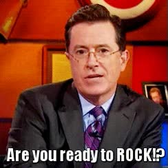 Watch this ready GIF on Gfycat. Discover more ready, stephen colbert GIFs on Gfycat