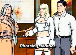Watch and share Sterling Archer GIFs and Ray Gillette GIFs on Gfycat