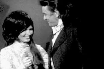 Watch and share Loretta Lynn GIFs and Johnny Cash GIFs on Gfycat