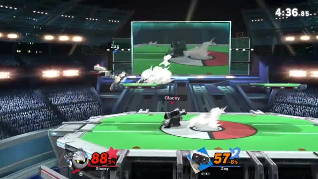 Watch and share Meta Knight GIFs and Tournament GIFs by Glacey on Gfycat