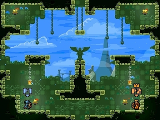 Towerfall - Replay 4 GIFs