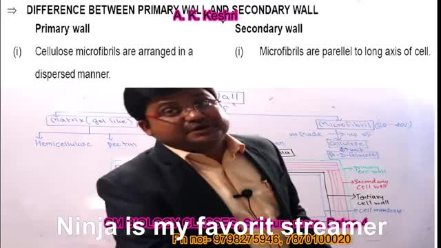 Watch and share Secondary Cell Wall GIFs and Om Biology Classes GIFs on Gfycat