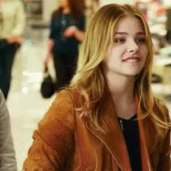Watch Chloe Moretz GIF on Gfycat. Discover more related GIFs on Gfycat