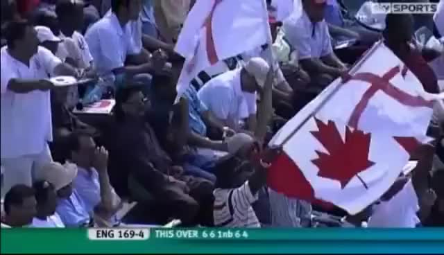Watch and share Eoin Morgan Unbelievable Shot Off Ravi Rampaul GIFs on Gfycat