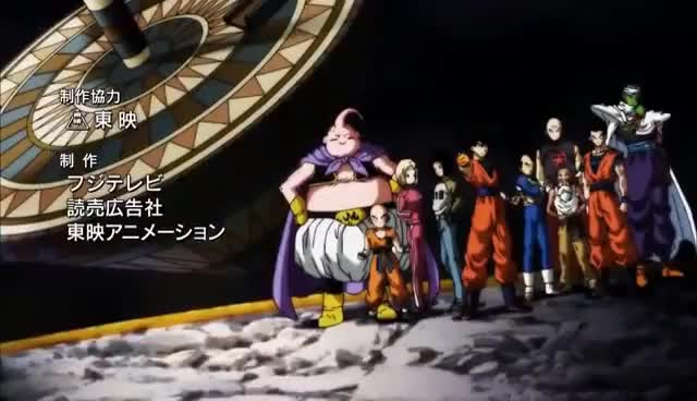 Watch and share [4K] DRAGON BALL SUPER OPENING #2 UHD ENGLISH SUBTITLES Universal Survival Arc GIFs on Gfycat