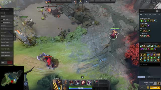 Watch and share Silencer GIFs and Dota2 GIFs on Gfycat