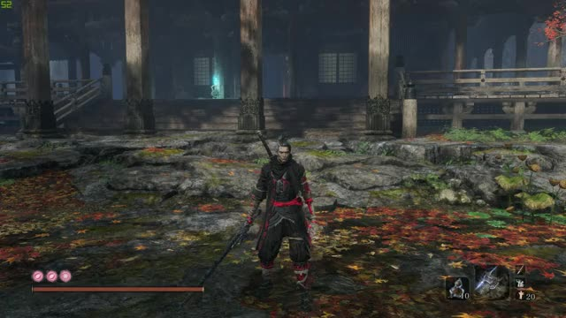 Watch and share SEKIRO SHADOWS DIE TWICE 2019.04.22 - 19.54.11.09 GIFs on Gfycat