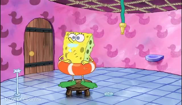 Watch and share Spongebob Absorbs Water GIFs on Gfycat